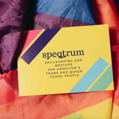 Sharing skills and communities As local LGBTQ+ spaces morph, Speqtrum Hamilton hopes to teach skills and bridge the gap between LGBTQ+ youth