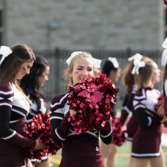 Stunting like an all-star As cheerleading makes its bid to join the Olympics, the McMaster cheer team prepares for nationals in a sport that gets less respect than it deserves