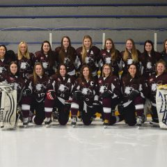 A whole lot of heart The McMaster's women's hockey club's passion and love for the rink keeps the club alive