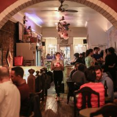 A place to keep in mind Making Hamilton home with the help of James Street North's famous bar