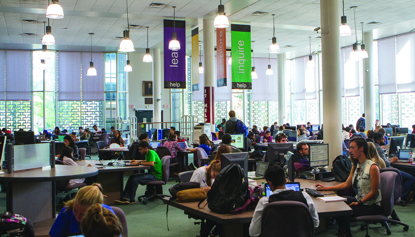 MSU student library accessibility services