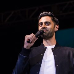 Making it work after undergrad Hasan Minhaj reminiscences of his twenties and gives students a sneak peak of his new show