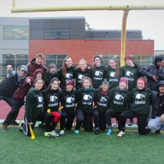 The power of powderpuff A closer look into women's flag football and how the extramural sport unites women across campus
