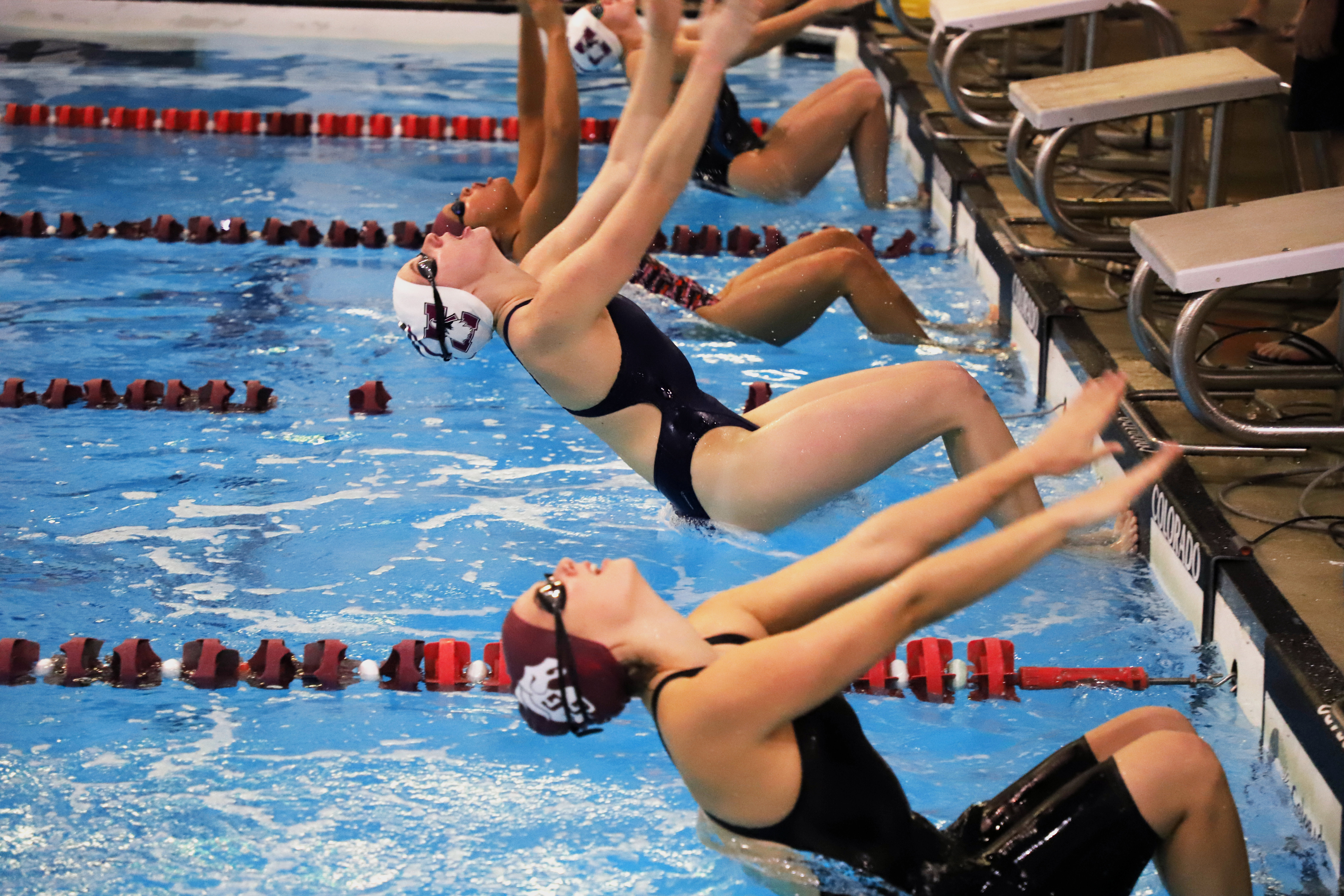 Making a splash Provincial competition goes swimmingly for the McMaster' women's swimming team as they bring home team bronze at the 2018 OUA Swimming Championships