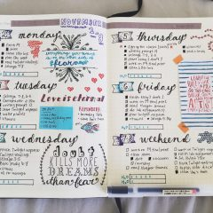 Pencilling it in:  Bullet Journalling 101 Is the trendy personal planner right for you?