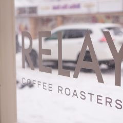 It's bean 10 years Hamilton's Relay coffee roasters celebrates anniversary and reflects on humble origins as Red Hill Coffee Trade