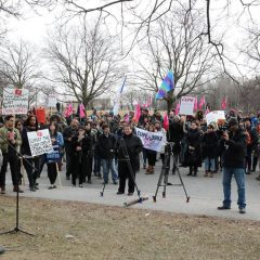 CUPE 3906 supports York and Carleton strikes Precarious employment continues to be a problem at McMaster and in post-secondary institutions across the province