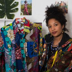 BATIK BOUTIK Contemporary clothing line celebrates the beauty of Africa