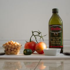 A little olive oil never hurt Embracing my love-hate relationship with cooking