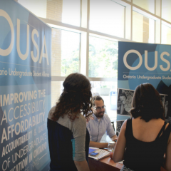 Getting students in voting booths OUSA and the MSU are making efforts to ensure students vote in the upcoming elections
