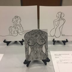 Using the F******* word She's the First McMaster hosts art showcase to discuss stigma around feminism