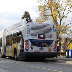 Mac's collaboration with the HSR The project comes in the wake of public frustration with transit in Hamilton