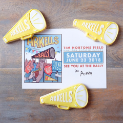 Shopping the rally Hamilton Flea brings local favourites and new market vendors to the Arkells' Rally