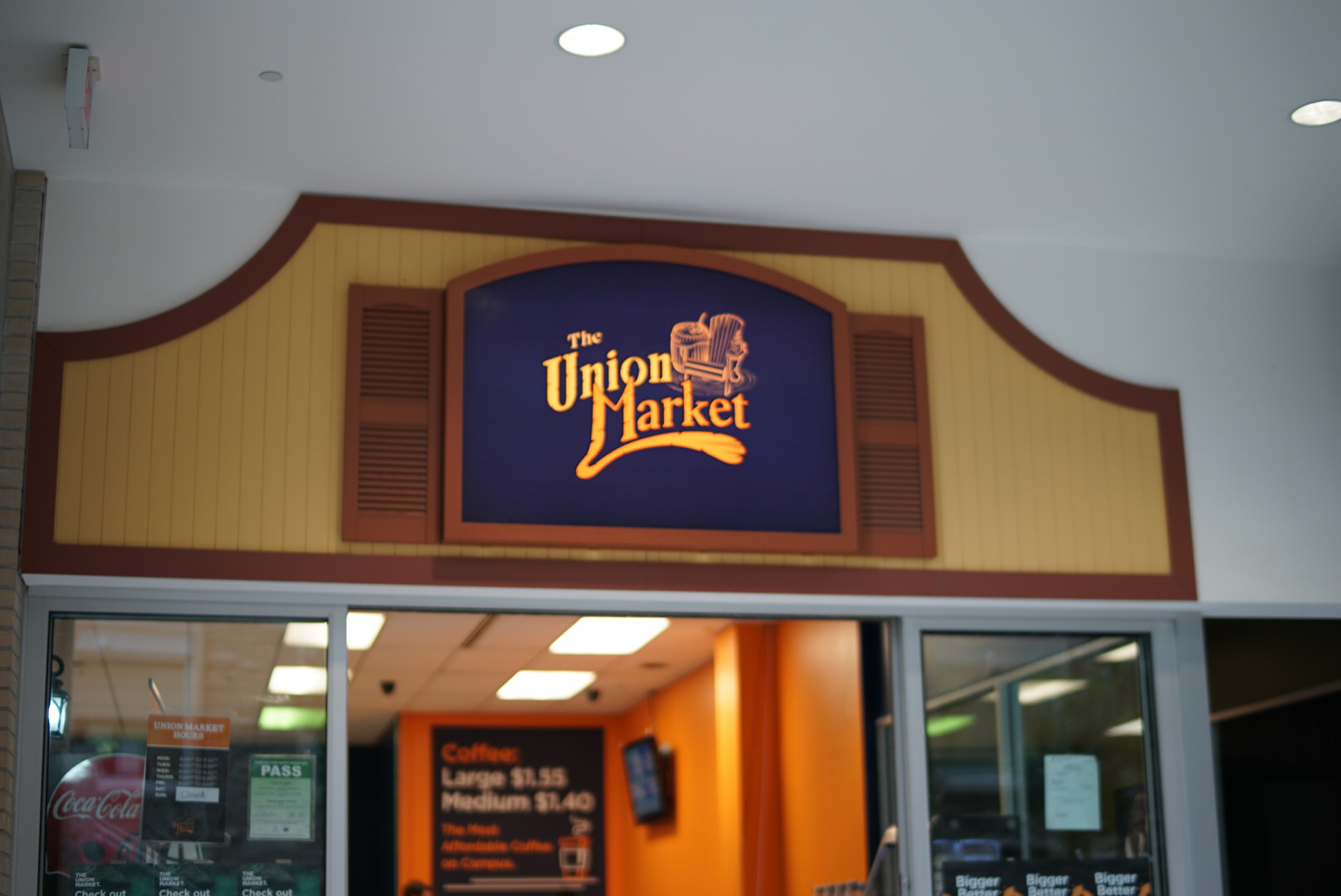 Union Market keeps things fresh MSU operated Union Market has been going through major changes over recent months