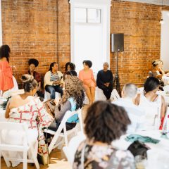 The success of Hamilton's first Black Hair Brunch Denoire Collective educates the community on embracing their locks without letting their hair down