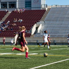 Loving the sport and the team An inside look at the family-oriented dynamic of the McMaster women's soccer team