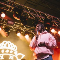More than just a performance Sean Leon connects to student through his music and self-made success story