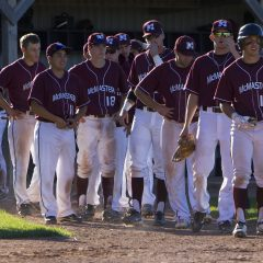 Mac baseball returns home after 10-game road trip McMaster's baseball team to host Guelph and Western in first home games of the season