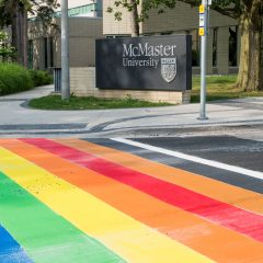 Pride for whom, exactly? Rainbow sidewalks mean very little without material support from institutions