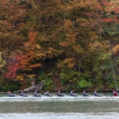 Meet the McMaster Rowing Team What you need to know to get acquainted with Mac's very own rowing program before they head to their national championships