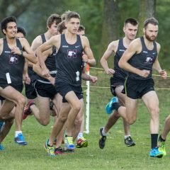 McGillivray's career day launches Mac into second in the nation Currently ranked second in the nation, McMaster's cross-country team is sprinting towards a great season