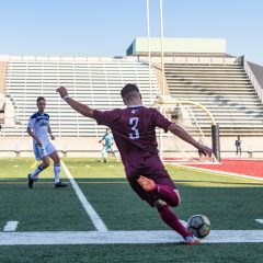 McMaster men's soccer end inconsistent season on a high note As the men's soccer team heads into the playoffs following a season filled with inconsistency, the team still looks primed to make a deep playoff run