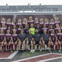 Women's soccer flying high heading into the home stretch As a strong regular season draws to a close, the women's soccer team hopes to learn from where they fell short as they prepare for a post-season run