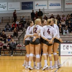 Women's volleyball adjusting well to a fresh roster The McMaster women's volleyball team discusses their adjustment to having new athletes in leadership roles, in order to achieve their goal of winning OUA gold