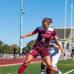 What it takes to be Canada's leading scorer with All-Canadian Steph Roberts Steph Robert's outstanding fourth season leads the McMaster women's soccer team to nationals for the first time since 1997