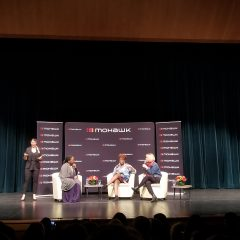 #MeToo founder speaks near campus During her speech, Tarana Burke stressed the importance of harm-reduction and individual healing