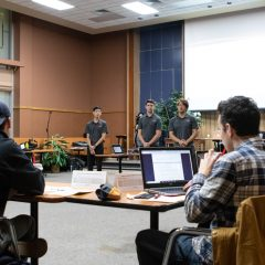 SRA Nov. 11 meeting highlights The assembly discussed expanding student space and October by-election results