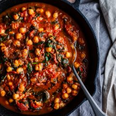 In the kitchen with Joanne Rappos The curried chickpea dish you'll want to make over and over again