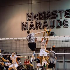 How international competition has kept men's volleyball sharp Over winter break, tough international competition has prepared the men's volleyball team for the second half of their season