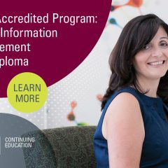 McMaster University Offers Accredited Post-Grad Diploma to Manage the Evolution of Health Delivery Through Information