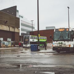 Students and CUPE call for return of York University Go bus stop Metrolinx's decision to cancel the stop will increase financial barriers for students, sessional faculty and other campus Go bus users
