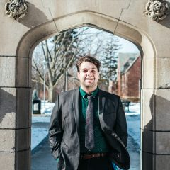 A sit-down with your MSU president-elect President-elect Josh Marando talks about finding about the results, why he won and his future plans