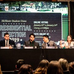 MSU presidentials debate highlights The candidates discussed a number of issues, including the Ford government's tuition changes and sexual violence response