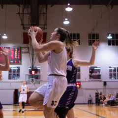 Mac women prepare for the Rematch The McMaster women's basketball faces the Carleton Ravens in the OUA semifinals in hopes to not repeat history