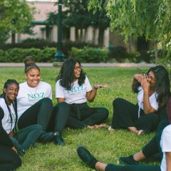Mac sorority enriching campus and Hamilton Black community Nu Omega Zeta members discuss how the sorority gives them a sense of belonging and space to celebrate their identity