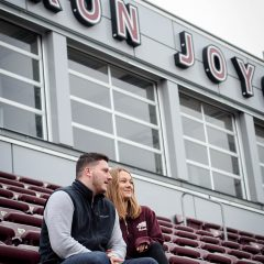 How sports led to Marauder love Marauders share how their shared love for sports has brought them together, and how it has led to strong relationships off the field
