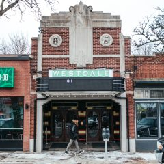 New beginnings with old roots Westdale Theatre reopens with a fresh new look for the community