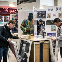 Enough with the poster sales If outside vendors are allowed to sell art on campus, students should be afforded the same opportunity