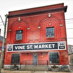 New makers' market opens up on Vine Street Vine Street Market is sharing their extra space with Hamilton's makers