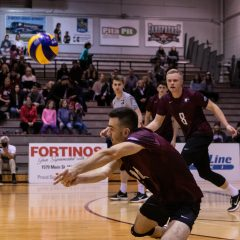 Mac volleyball pushes for seven straight OUA titles Head coach Dave Preston and fifth-year Andrew Richards discuss the OUA conference playoffs and what it would take for a record seventh-straight first-place finish for the men's volleyball team