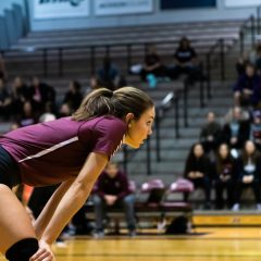 Mac volleyball's Jessie Nairn named OUA All-Star Missing the playoffs for the first time in 15 years, OUA All-Star Jessie Nairn discusses the women's volleyball team's competitive season and its bright future