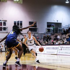 March Madness: post-season in full swing for Mac's top teams The OUA-Champion women's basketball team faces national competition, while the men's volleyball team head to Kingston to defend their OUA title