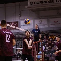 A rivalry renewed: Mac heads to U Sports McMaster's men's volleyball team heads to Quebec City to take on a familiar foe in the U Sports National Championship