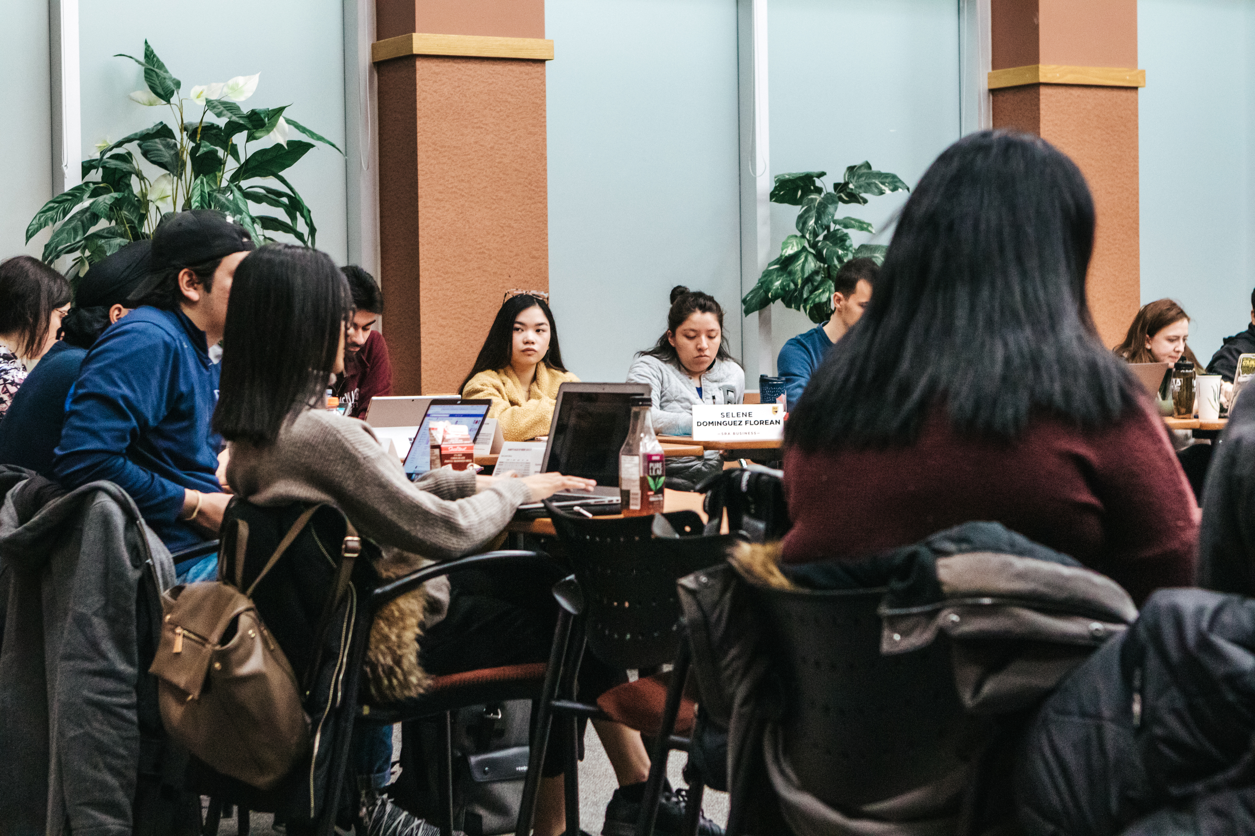 What is the point of student politics? The Student Representative Assembly needs to do a better job at engaging first-year students