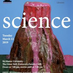 McMaster librarians are transforming how we think about science A storytelling event brought new perspectives to the nit and grit of STEM as a part of a year-long initiative