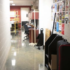 In the Flood Zone What caused flooding in the MUSC basement and what will it take to prevent future floods?